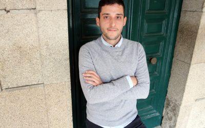 Joshua Alonso Mateo: «Estoy satisfecho de aportar mi granito de arena contra la violencia de género»