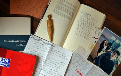 «No camiño do vento»: Los poemas solidarios de una víctima gallega de violencia machista